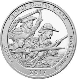 ATB George National Park Silver Coin