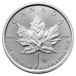 1 oz mapple leaf