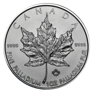 2018 1 oz Maple Leaf
